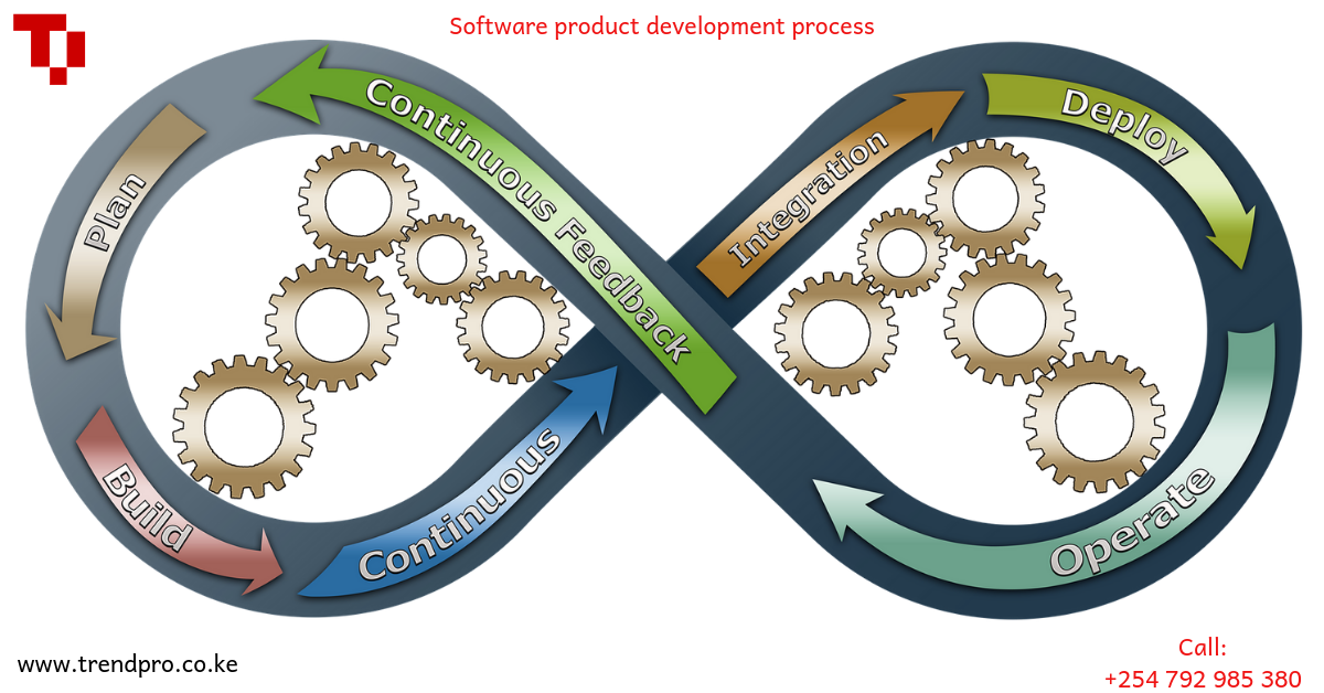 Software product development process