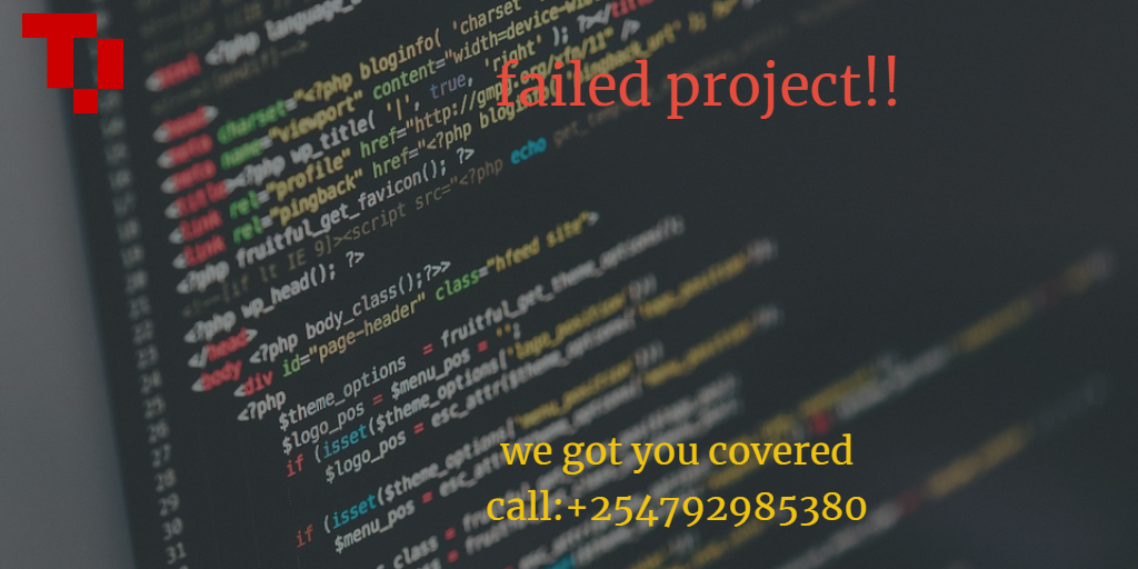 The case of incomplete/failed software development projects in Kenya