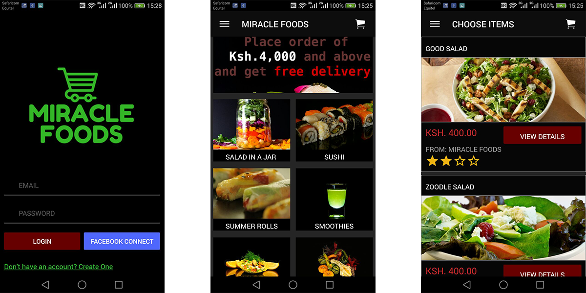 Mobile Application Development Kenya